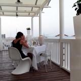 Ho cenato da Mauro Uliassi e so cosa significa ristorante da a-mare