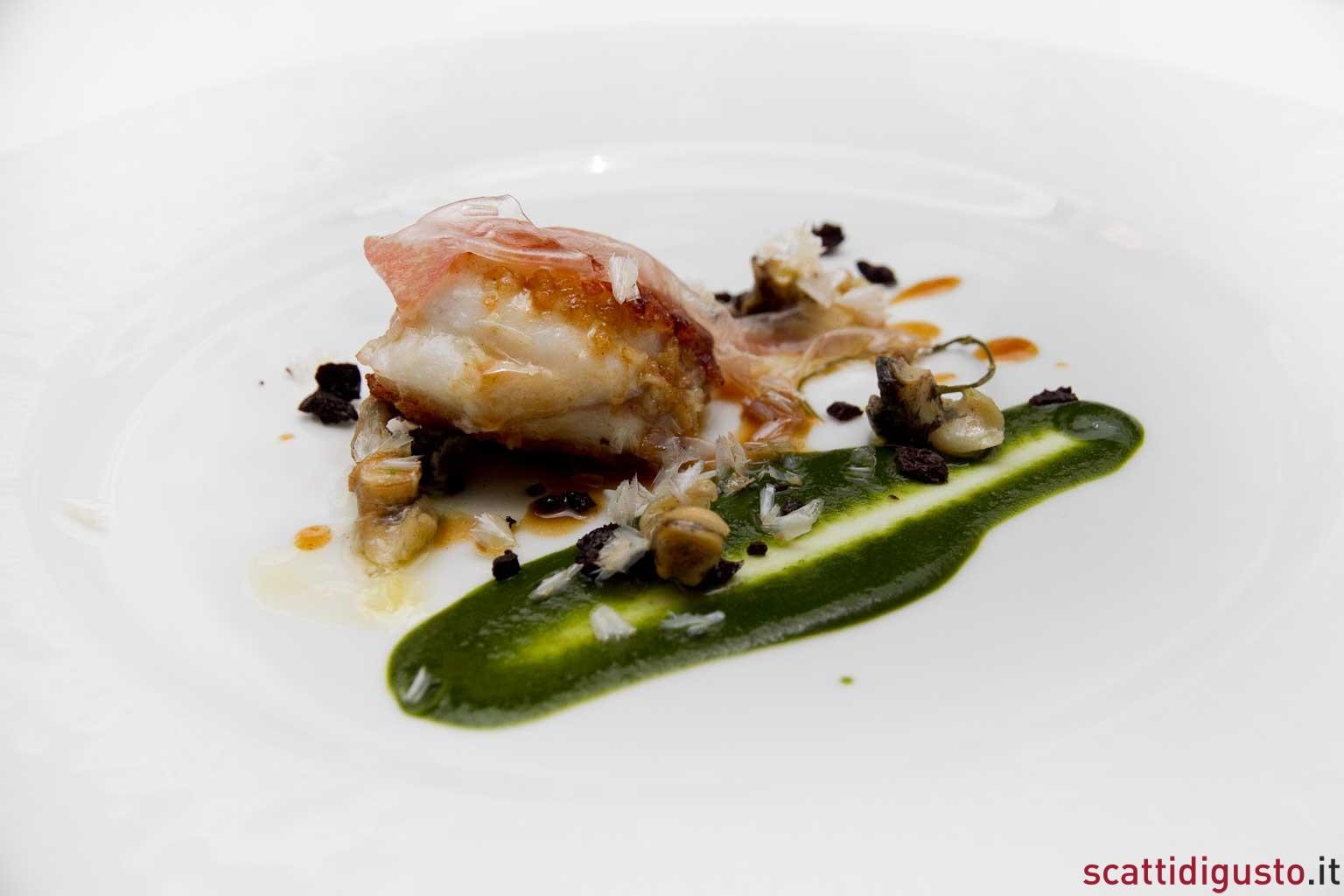 Ho cenato da mauro uliassi e so cosa significa ristorante for Cucinare rana pescatrice