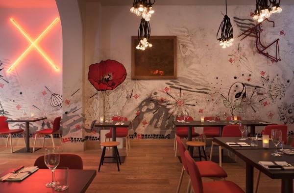 Milano pisacco mi piaci un sacco come ristorante e per l for Ristorante murales milano