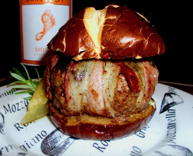 Estremamente La ricetta del vero hamburger americano direttamente da New York KW43