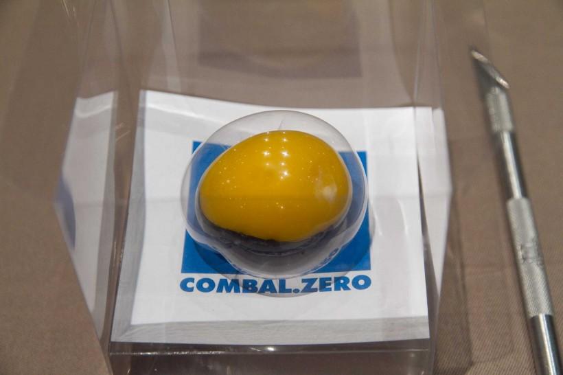 Ciber eggs 2012 Combal.Zero