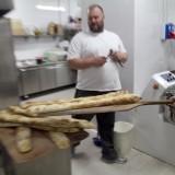 Bonci apre il forno Baeckerei con panettone e panino a metro. Poi, i Pizzarium pop