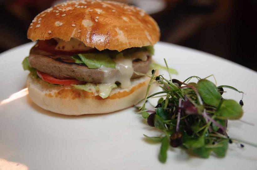 Romeo hamburger vegetariano 2