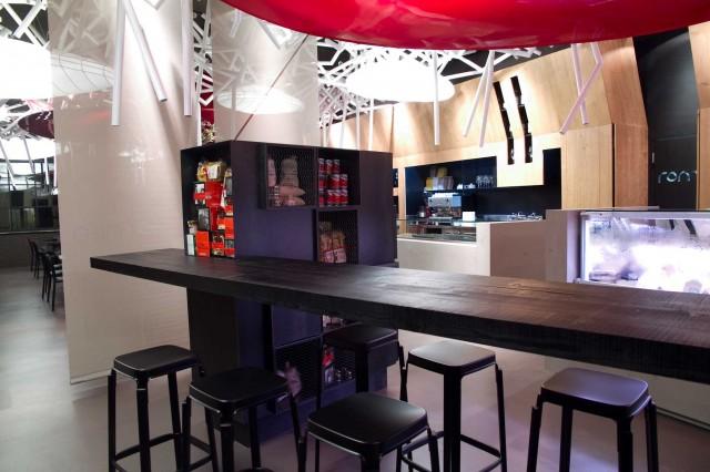 Romeo ristorante architettura Roma 04