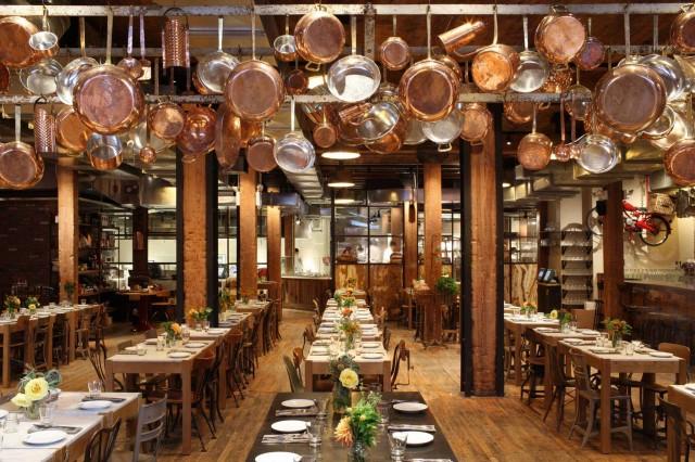 Uovo Restaurant New York