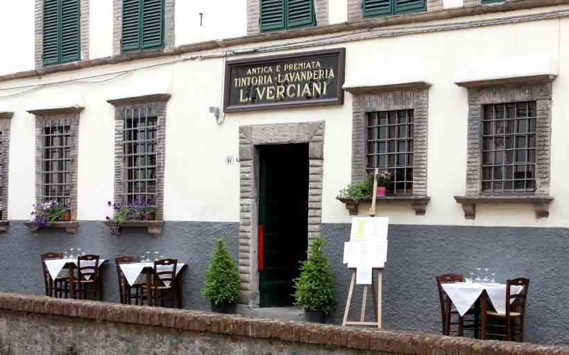il Mecenate Lucca esterno