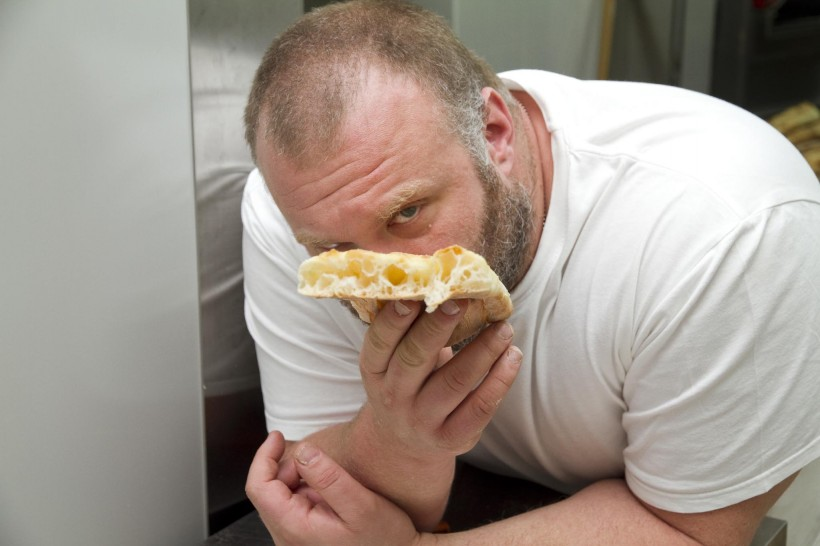 il nuovo panino a metro di Gabriele Bonci 01