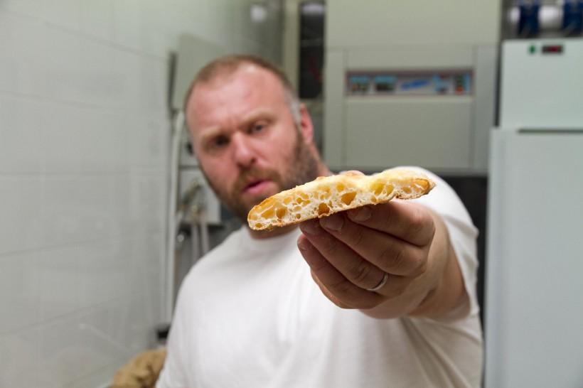 il nuovo panino a metro di Gabriele Bonci 02