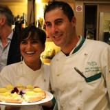 Eventi. La cena di Ernesto Iaccarino a 4 mani con Marzia Buzzanca