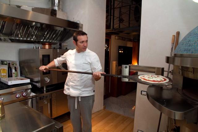 Chiedersi se il forno a gas la nuova casa della pizza napoletana - Forno per pizza da casa ...