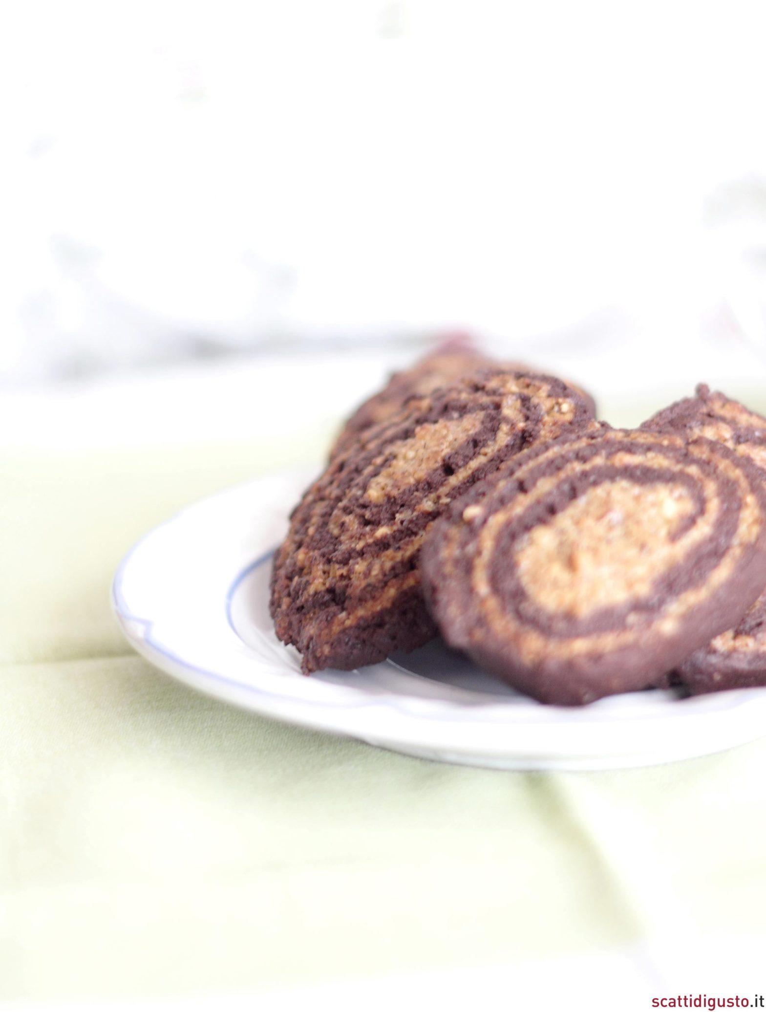 la ricetta dei biscotti vegetariani
