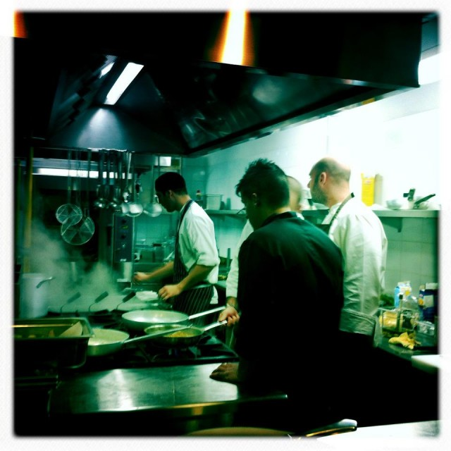 cucina Porto Fluviale instagram