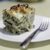 Dieta vegetariana: pasta al forno con carciofi e stracchino