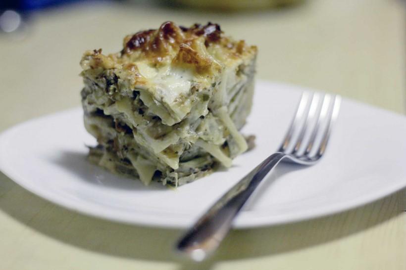 pasta-al-forno-carciofi-e-stracchino