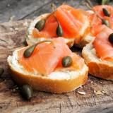 Ricette: lo spread di salmone riduce avanzi e saldo negativo delle feste