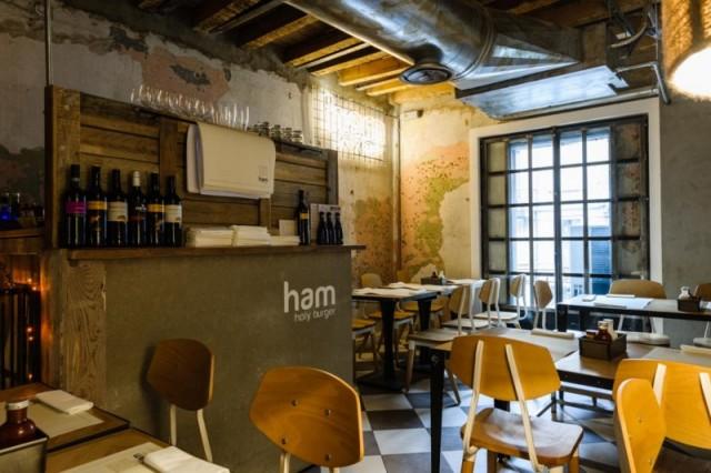 Milano ham holy burger apre a via marghera e ripropone l - Osteria degli specchi ...