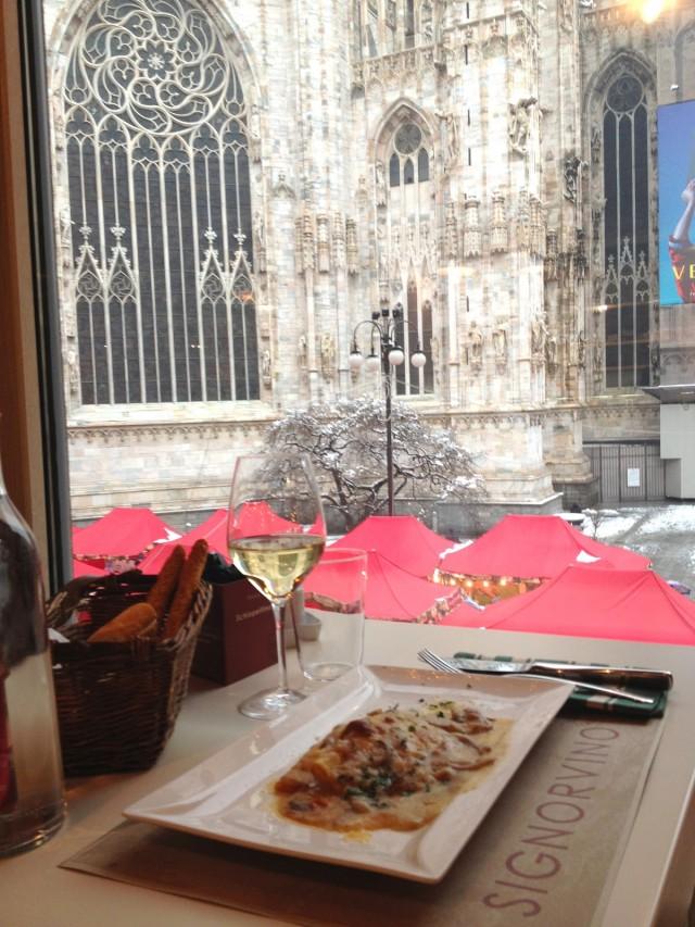 Signorvino enoteca cucina Milano s'notes