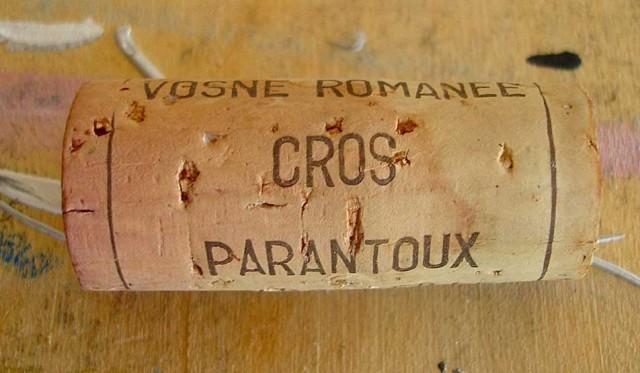 Vosne-Romanée-Cros-Parantoux