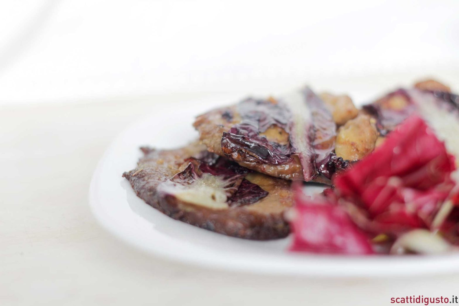 la ricetta dei saltimbocca alla romana vegani