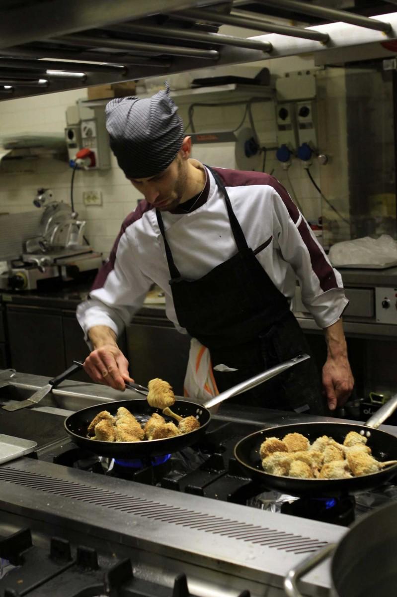 La scuola di cucina di marco parizzi bella e la vinci - Corsi di cucina parma ...