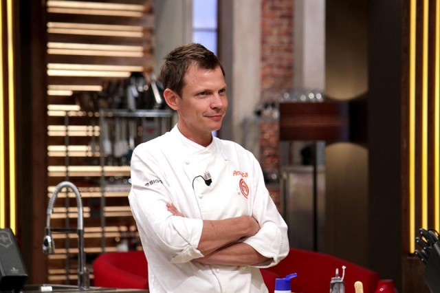 Andrea terzo classificato Masterchef 2