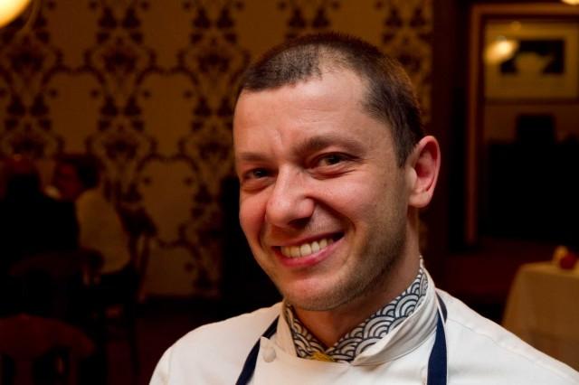 Giulio Terrinoni ristorante Acquolina Roma