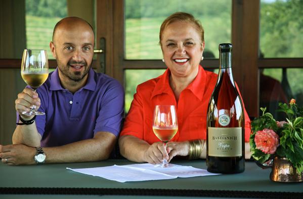 Joe e Lidia Bastianich
