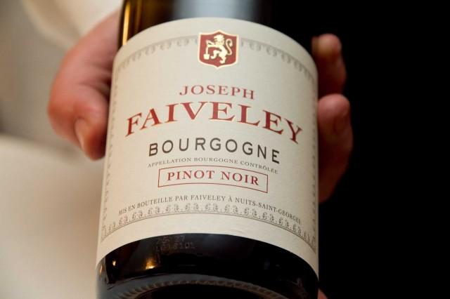 Joseph Faiveley 2010 Borgogna