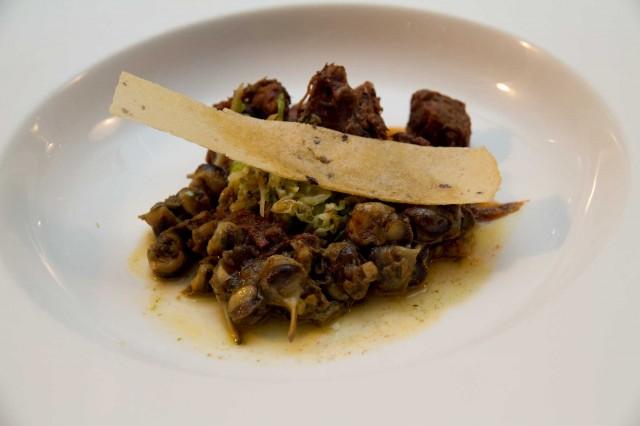 lepre sconcigli ristorante Acquolina Roma