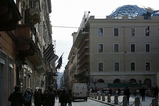 progetto Fuksas Lucerna Roma 06