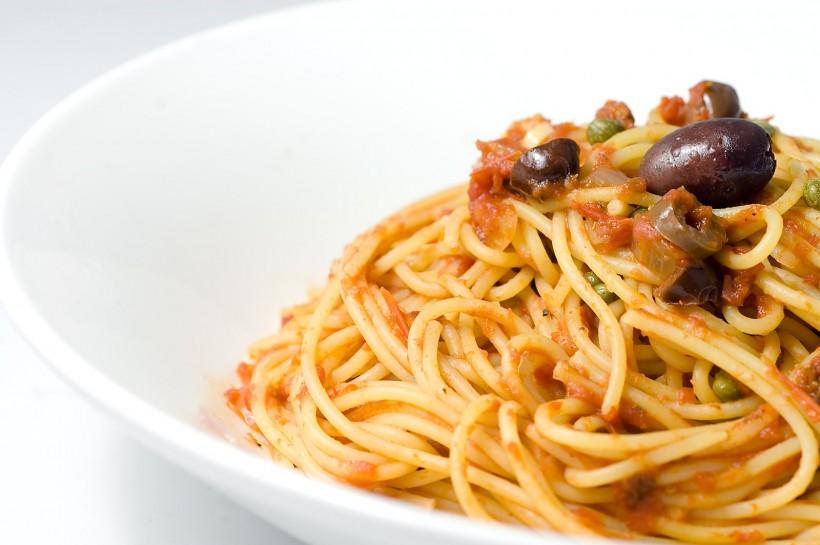 spaghetti-puttanesca