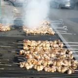 Street food malato. Sequestrata a Palermo carne ovina per le stigghiole