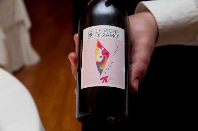 vola vola Le vigne di Zamò