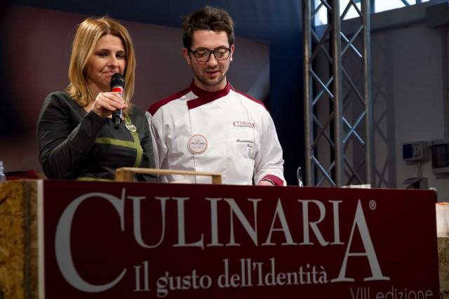 Beniamino Bilali culinaria 2013
