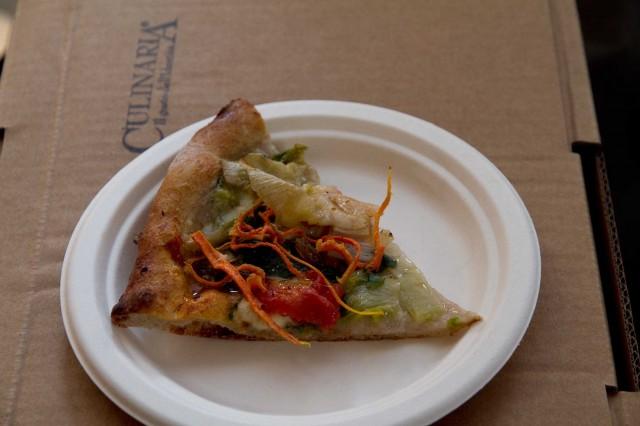 Beniamino Bilali pizza verdure 03