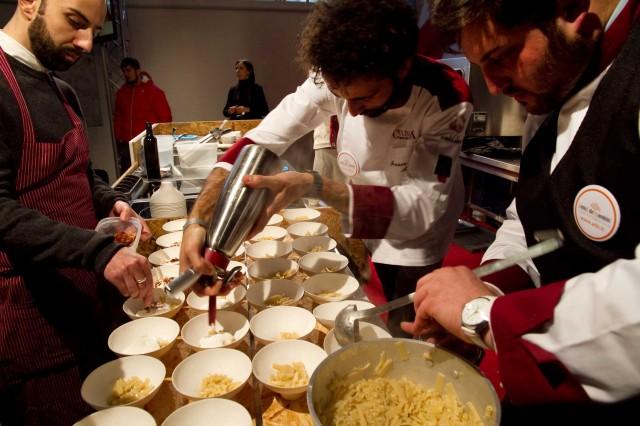 Franco Aliberti ricetta pasta e patate 07