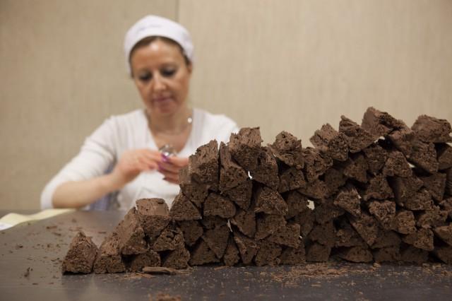 Gay Odin cioccolato foresta