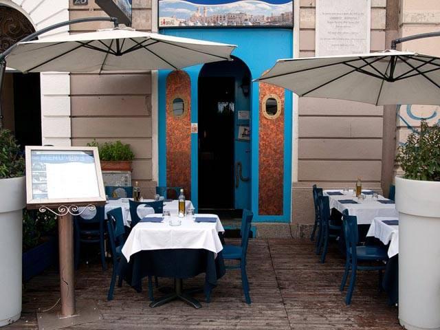 Osteria con pescheria Acqua e Sale Milano