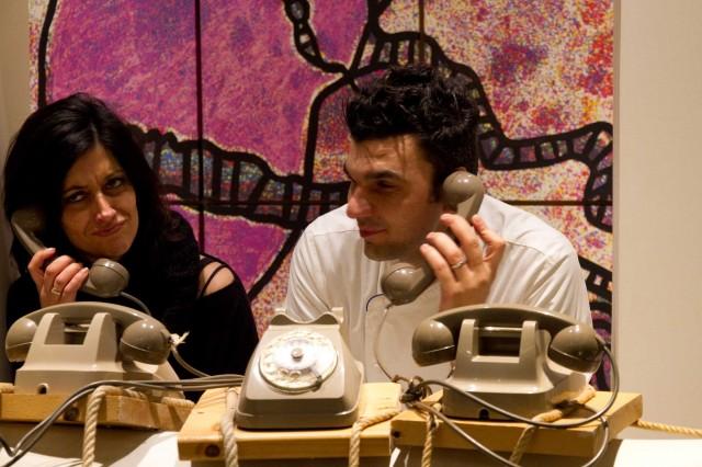 Riccardo Di Giacinto e Ramona Anello
