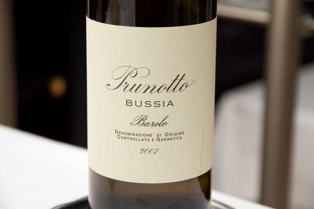 barolo Prunotto Bussia 2007