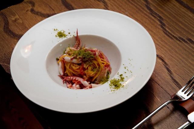Anteprima marzapane nuovo ristorante di roma con la chef - Piatti da portata particolari ...
