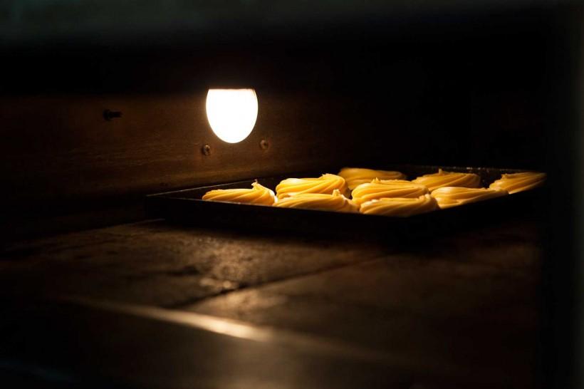 Zeppole forno