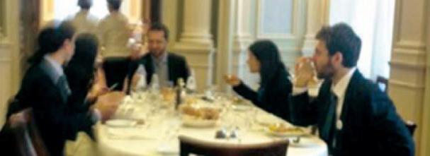 Gastrocrazia anche i deputati m5s all 39 odiato ristorante for Differenza tra camera e senato