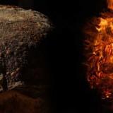 Pane e fuoco. La bruschetta sui carboni il Venerdì Santo a San Marco in Lamis