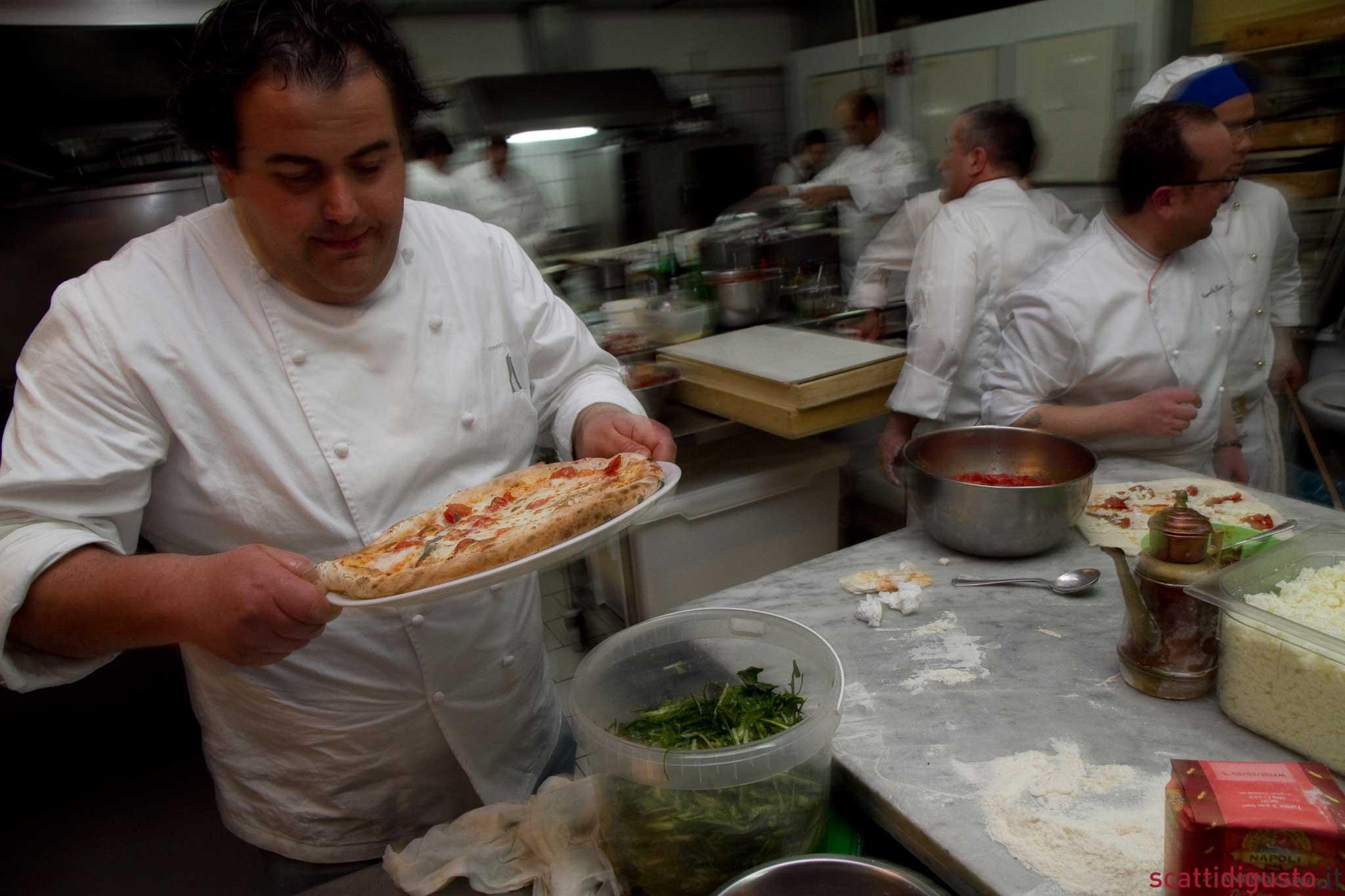pizza per l'estate 'o saracino 11 gennaro esposito
