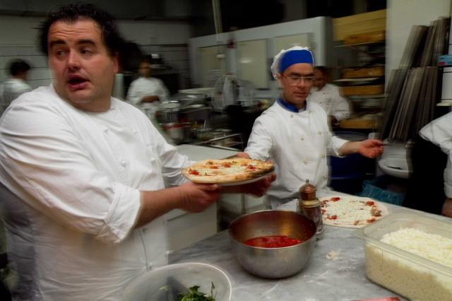 pizza per l'estate 'o saracino 14 gennaro esposito