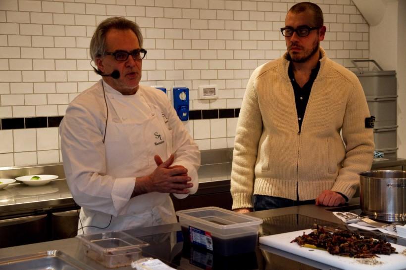 Culinaria 2013 il programma di roma con tutti gli chef - Chef titanium con voz ...