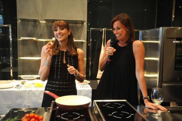 Cristina e Benedetta Parodi fuorisalone Milano