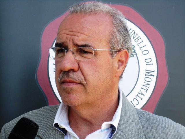 Fabrizio Bindocci presidente Consorzio Brunello