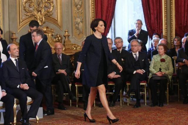 Nunzia De Girolamo ministro